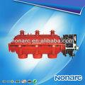 Fln36-12d y FLRN36-12D SF6 tres encastres de montaje montado en la carga de freno interruptor