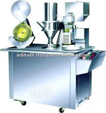 semi automática de la cápsula de llenado de la máquina