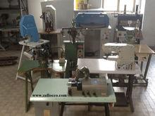 Shoe machinery used rebuilt