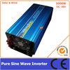 5000W 48VDC 100/110/120VAC or 220/230/240VAC Pure Sine Wave PV Inverter Off Grid Solar& Wind Power Inverter PV Inverter