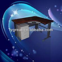 China wholesale dual monitor computer desk
