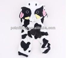 Fashion Pet Products Lovely Animals Pattern Pet Clothes Pet Coats Jumpsuit Clothes For Sale