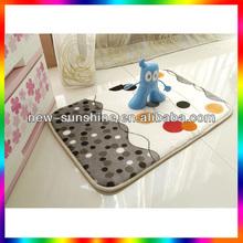2013 hot sale high quality anti-slip washable door mats (indoor)