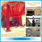 wedding hall decoration chuppah poles with base