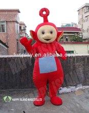 HI CE High Quality teletubby costumes mascot