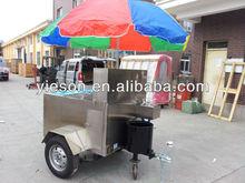 Hot Dog Carts Car Food Hot dog