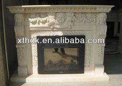 Ethanol Fireplace, Stone Fireplace Surround