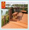 Wood Plastic Composite Decking Timber Flooring150x25mm