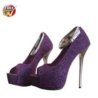 S4079 FREE SHIPPING women shoes high heels 2013 fashion fish mouth dress shoes sexy nightclub women's pumps