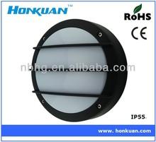IP54 15W Aluminum Exterior led bulkhead light (CE RoHS)