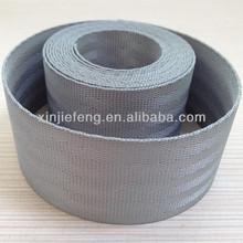 nylon webbing seat belt stripes
