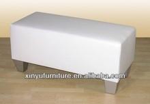 newest item pu leather good selling music piano ottoman XY0307