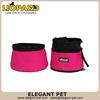 nylon separable double layer pet travel bowl 40101,Double Diner Pet Bowl