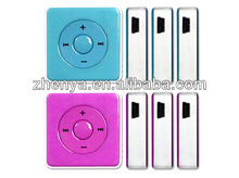 High Quality Support Micro SD/TF Card Rock Chip Mp3 Player