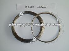 platinum rhodium thermocouple wire/S/Rtype thermocouple wire