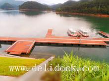 2014 Canton Fair High Quality Aluminium Floating Dock
