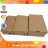 custom printed corrugated box for shoe box packaging