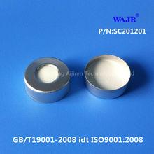 20mm crimp aluminium cap for 10ml&20ml Headspace vial for CTC vials