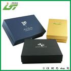 hard usb flash drive gift box hot stamping logo