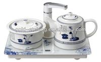Tea pot, ceramic tea pot, ceramic coffee pot
