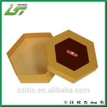 Luxury custom high quality handicraft gift box