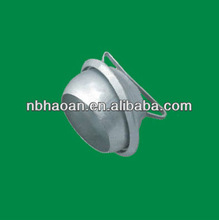 Galvanized Carbon Steel Joint Safety And Easily Lock Ring End Cap