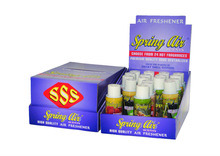 Spring Air Mini Spray Air freshener for cars