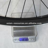 white aluminum braking surface carbon road bike wheels