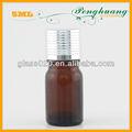 Mini decorativa de vidro frascos de óleo essencial/fábrica fornecedor garrafa