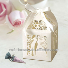5*5cm Bride and Groom Wedding Favors Boxes FB1003-03