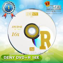 hot items wholesale blank dvd in bulk