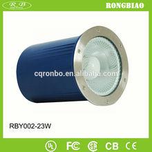 Garden lighting fixture induction lamp