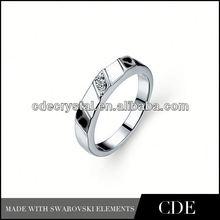 NEW Arrive CDE Crystal male finger rings