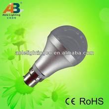 5050-30smd high bright led bulb light warm white 350lm 80cri 12v/24v dc 2year warranty b22 energy saving lamping candle