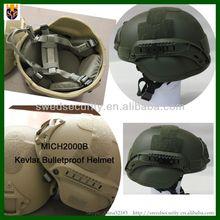 MICH2000B Kevlar Ballistic Helmet/anti bullet helmet/bulletproof helmet