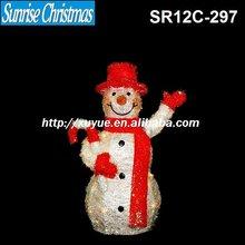 Christmas decorations Santa/ Animated Santa /LED Christmas light(outdoor, MOQ: 200pcs, GS/CE/UL)
