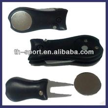 Golf OEM switchblade divot tool
