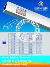 304 stainless steel pipe-erw tube-square tube-inox 304