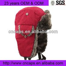 Fashion Warm Wool Windproof Winter Ear Cap
