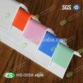 Colorido soft pvc protetor de canto/protetor de canto