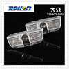 3D led ghost shadow car logo light for special car