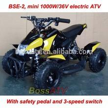 ce mini electric quad 350w 36v atv quad atv kids electric quad kids electric quad bikes