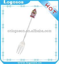 ornaments cute mini kids giveaway gift custom souvenir fork