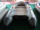 ce PVC material aluminium floor high-speed inflatable boat