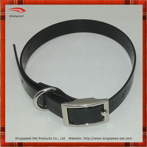 Classic Variety of Colors TPU Dog Collar