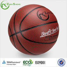 laminated printed inflatable basketball