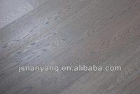 grey wood stain Russia Oak wooden floor board