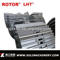 D155 Lub type bulldozer undercarriage parts track shoe