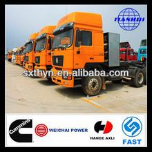Best price 375hp tractor model shacman