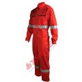 100% algodão, algodão/nylon, algodão/poliéster reflexiva retardador de chamas uniforme de batas